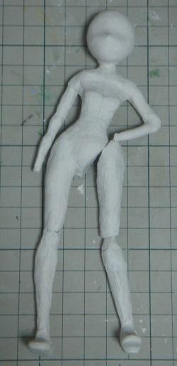 フィギュア 素体