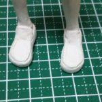 ローファー靴の作り方