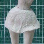 澤村・スペンサー・英梨々のフィギュアを作ってみる05 スカート作成