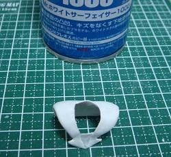 セーラーカラーの修正・調整・仕上げ・表面処理04