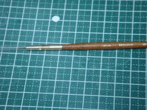 ハンディクラウンの筆